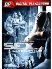 dvd sex and corruption 2 combo pack