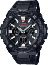 Casio G-SHOCK G-STEEL Analog-Digital Uhr GST-S130BC-1A - Schwarz