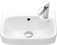 IDO Glow 1156101101 Tvättställ för bultmontage Kranhål höger