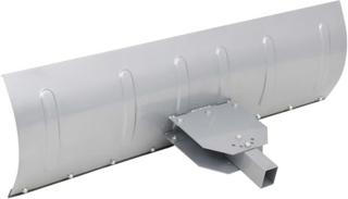 vidaXL Snøplog for ATV 150x44 cm sølv