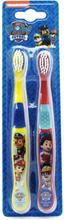 Nickelodeon Paw Patrol Toothbrush Duo 2 stk