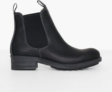 johnny bulls chelsea lined boot flat boots