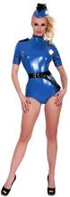 Datex - Sexy Police Costume (Storlek: S)