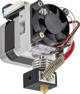 Renkforce RF100 XL reservedel extruder-enhed Renkforce RF-3266342 Passer til (3D printer) renkforce RF100 XL , renkforce RF100 XL Plus , renkforce RF100 XL R2