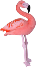 Cuddlekins jumbo - flamingo (76 cm)