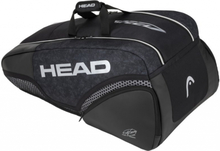 Head djokovic 9r black - 2020