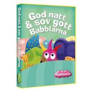 Babblarna God natt & sov gott DVD