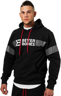 Better Bodies Tribeca Pullover - Black