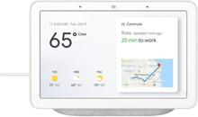 Google Home Hub - Smart Home-Controller - Kreide (US-Version)