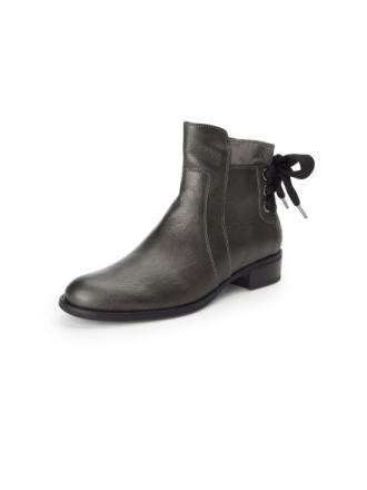 Støvlet 100% skind Fra Gabor grå
