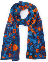 Scarf i 100% silke från Laura Biagiotti Donna mångfärgad