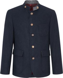 Valket jakke Fra Lodenfrey blå