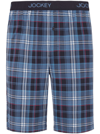 Kort pyjamasbyxa från Jockey blå