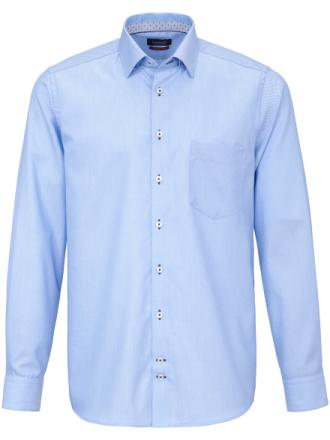 Skjorta kentkrage från Hatico blå