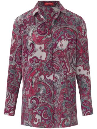 Blus i 100% silke från Laura Biagiotti Donna mångfärgad