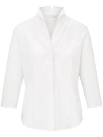 Skjorte 3/4-ærmer Fra Eterna hvid - Peter Hahn