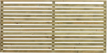 Jabo Skärm Horizont 2-Träfärgat
