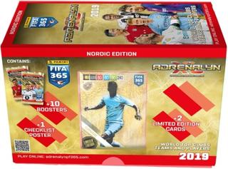 Panini AdrenXL Fifa 365 18/19 Gift Box