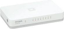 D-Link Desktop Switch GO-SW-8G 8 Puertos