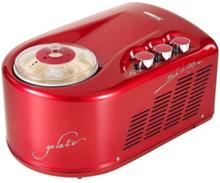 Ismaskine Gelato Pro 1700 Up - Red