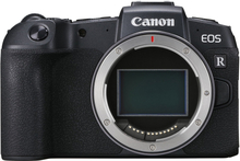 Canon EOS RP Mirrorless Digitalkamera mit EF-EOS R-Mount-Adapter (International Ver.)