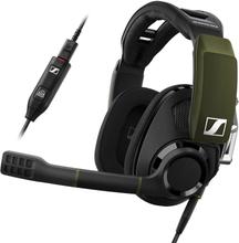 Sennheiser GSP 550 7.1 Surround Sound Wired PC Gaming Headset - Schwarz/ Grün