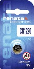 1220 renata lithium 3v