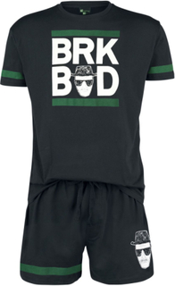 Breaking Bad - BRK BAD -Pyjamas - svart