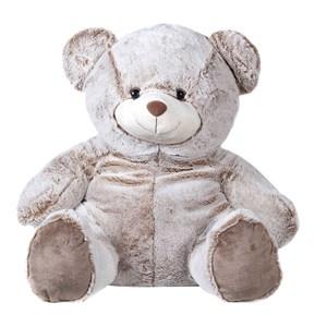 Molli Toys Stor Nallebjörn Grå 3 - 12 år