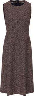 Ærmeløs kjole Fra Fadenmeister Berlin multicolor