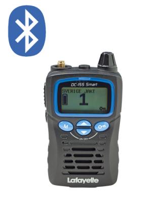 Lafayette Smart Jaktpaket 155 MHz Blåtand