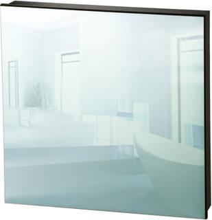 tectake TecTake Infraröd värme Spegel 450 W