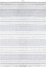 Signerat Handduk Off white tvärrand 50x70 cm
