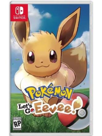 Pokémon: Let's Go Eevee! - Switch - Eventyr - Proshop