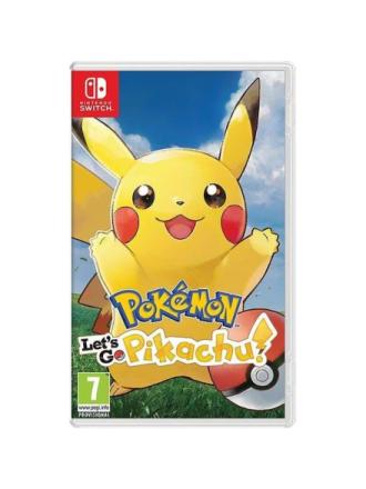 Pokémon: Let's Go Pikachu! - Switch - Eventyr - Proshop