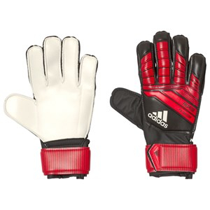 adidas Performance Predator Fingersafe® Målvaktshandskar Svart och Röd Size 5 (13.7-15.5 cm)
