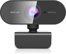 Webbkamera, Full Hd