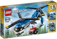 Creator Twin Spin Helicopter - 31049