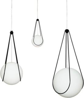 Design House Stockholm Luna Pendel M. Svart Kosmos Holder
