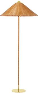 GUBI Tynell Collection 9602 Golvlampa Skärm av Rotting