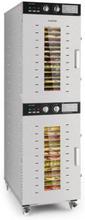 Master Jerky 32 torkautomat 4500W 40-90 °C 15h-timer rostfritt stål silver