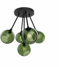 Design by Us Ballroom Molecule Loftlampe Army/Sort