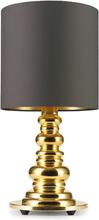 Design by Us PUNK DeLuxe Bordlampe Nougat
