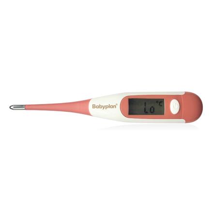 Babyplan Digital Termometer med bøjelig spids