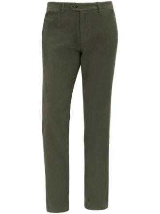 Bukser i smalriflet fløjl model EVEREST Fra Brax Feel Good - Peter Hahn