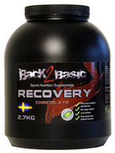 Back2Basic Recovery 2,7kg (15,15€/kg)