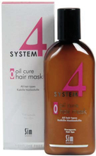 Sim System 4 O Oil Cure Hair Mask haudehoito