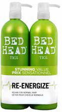 Tigi Bed Head Urban Antidotes Re-Energize Tweens Tuplapakkaus (750 ml) shampoo & hoitoaine