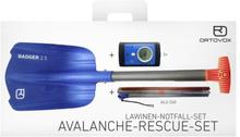 Ortovox Avalanche Rescue Kit 3+ lavinsändare Blå OneSize