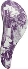 Muumi takkuharja violetti